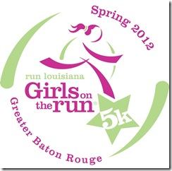 Spring 2012 5k Logo Greater Baton Rouge